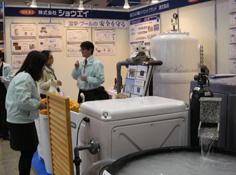 HOTERES JAPAN2011:ショウエイブース