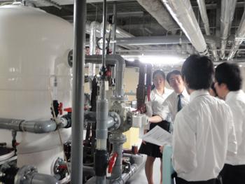 2011年8月5日:ショウエイ内定者研修会の様子